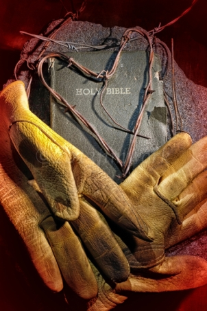 bible&gloves